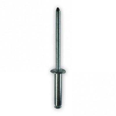 Алюминиевая заклепка, 4.8 на 21 мм