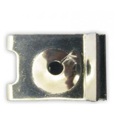 Пластмассовая скоба под саморез 4,8x11x14 - 3887