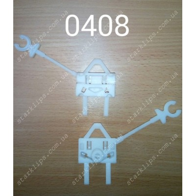 Скрепка стеклоподъемника Фиат - 0408