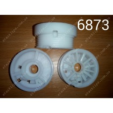 Ролик стеклоподъемника Рено - 6873
