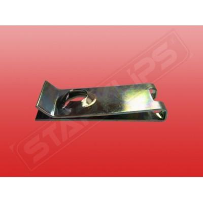Металлическая скоба под саморез 4,8x11x25 - 3886