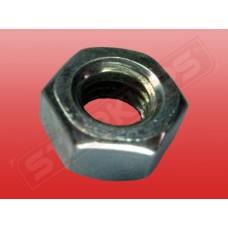 Гайка шестигранная металлическая M16 - 7052