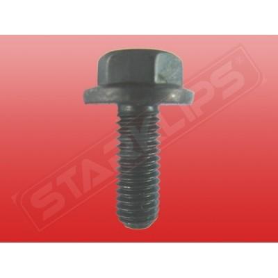 Болт с шестигранной головкой и отделимой плоской шайбой M10x30 - 5030